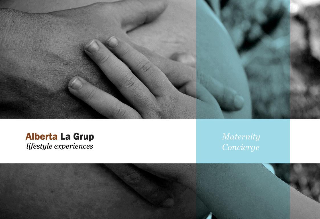 Postales12 maternity